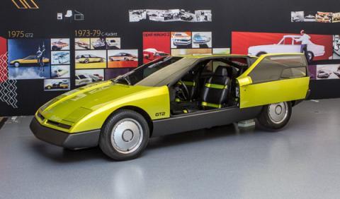 Opel GT2