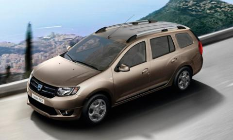 dacia logan familiar