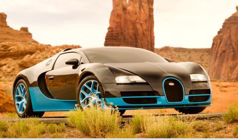 Transformers 4 Bugatti Veyron