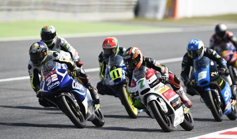 carrera Moto3 GP Holanda 2014