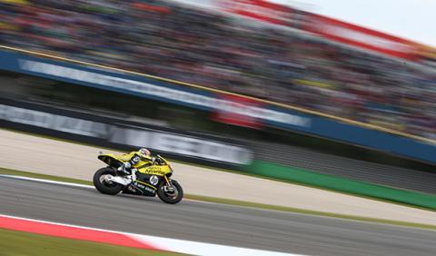 Resultados carrera Moto2 GP Holanda 2014
