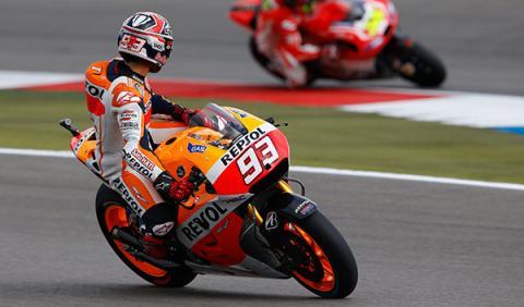 carrera MotoGP GP Holanda 2014