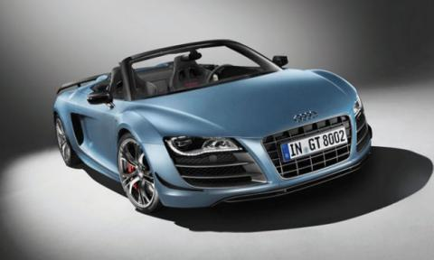 Vídeo: espectacular accidente de un Audi R8 Spyder