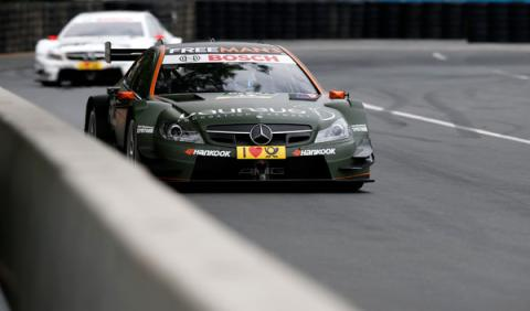 Mercedes DTM Robert Wickens