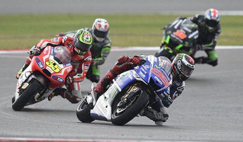 motoGP GP Holanda 2014 Jorge Lorenzo