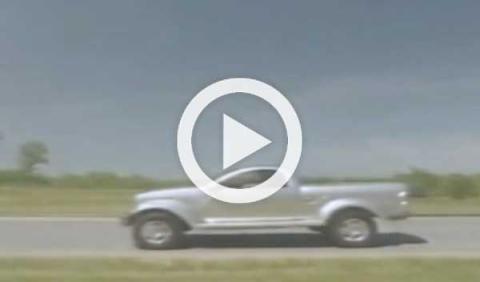 James May, de Top Gear, conduce dos concepts olvidados