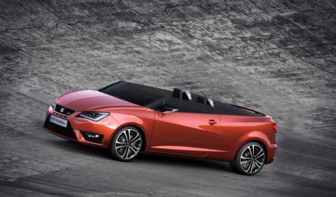 El Seat Ibiza Cupster podría llegar a ser realidad