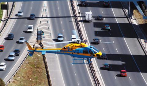 Ya multan cuatro helicópteros Pegasus... y habrá un quinto