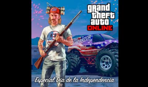Día de la Independencia de GTA Online: a celebrarlo...