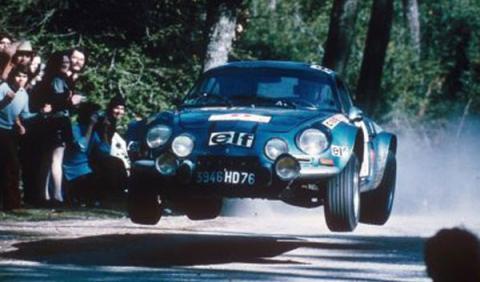 Los cinco mejores coches de rally de todos los tiempos