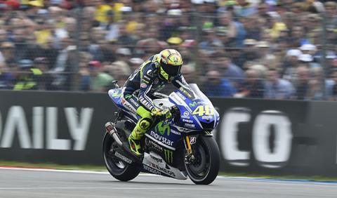 renovación de Valentino Rossi MotoGP yamaha