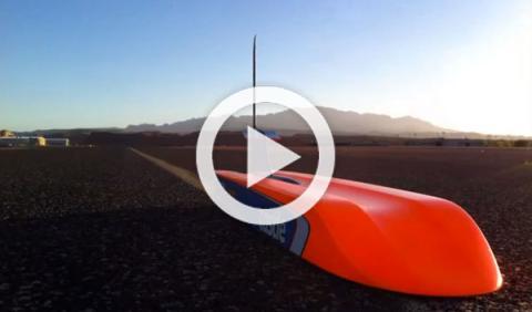 El coche más rápido de radiocontrol del mundo: 315 km/h