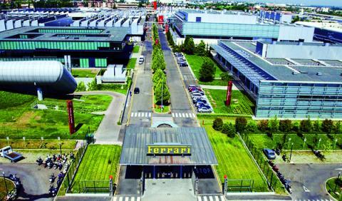 Entramos en la fábrica de Ferrari. ¡Bienvenidos al paraíso!