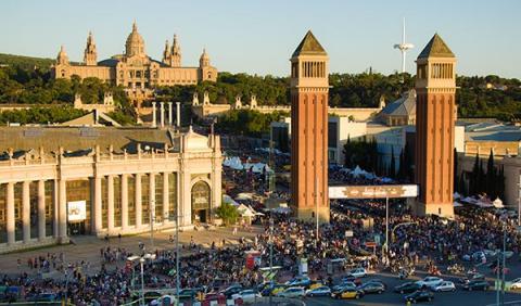 Barcelona Harley Days Fira