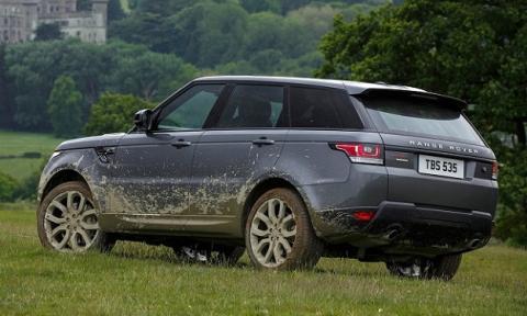 Range Rover Sport 5.0 V8 SC