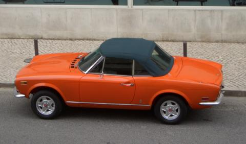 Fiat 500 Cabriolet