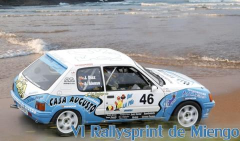 Rallysprint de Miengo 2014