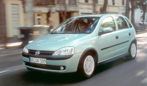 Opel Corsa C tercera generacion
