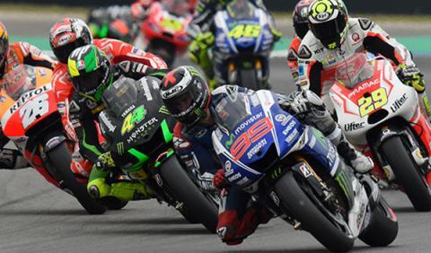 Moto GP Alemania 2014 grupo