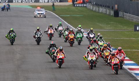 Moto GP Alemania 2014: los reyes de Sachsenring