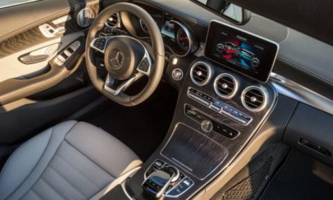 Mercedes Clase C Cabrio, pillado en fase de pruebas