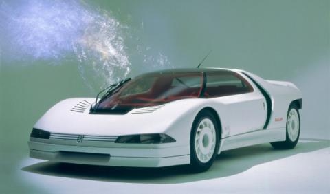 Peugeot cumple 30 años de concept cars