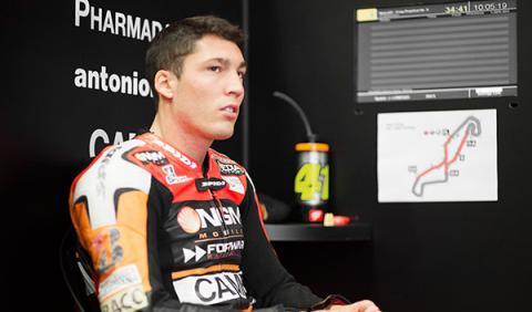 Libres MotoGP GP Alemania 2014: Aleix mejor que Márquez