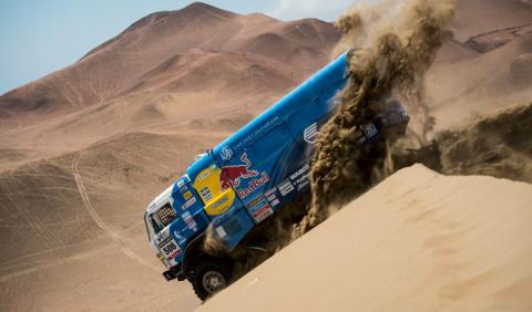 Camion Dakar 2014