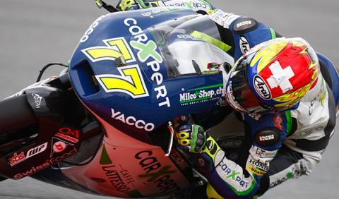 carrera Moto2 GP Alemania 2014
