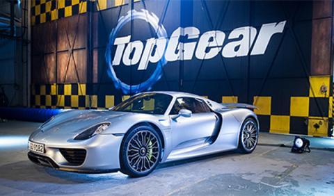 Polémica con 'Top Gear' por simular un accidente mortal