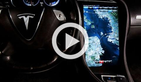 Un grupo de universitarios chinos 'hackea' un Tesla Model S