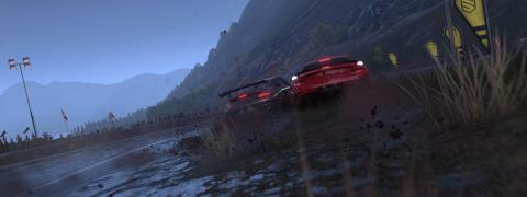 La climatología dinámica de DriveClub