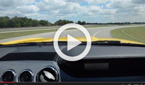 Escucha cómo suena el motor 2.3 Ecoboost del Ford Mustang