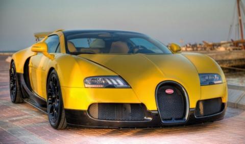 Venden una réplica de Bugatti Veyron por 29.000 euros
