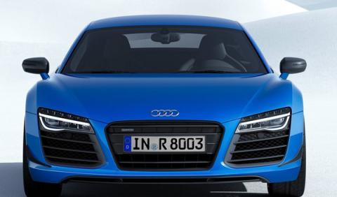 Audi estudia fabricar un Audi R8 con motor diésel