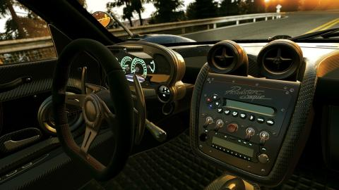 Supercoches en Project CARS: Pagani Zonda