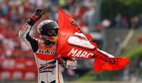 resumen Mundial MotoGP 2014 bandera