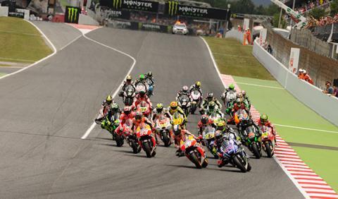 Clasificación Mundial de MotoGP 2014
