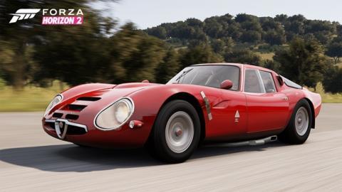 Se anuncian 16 coches nuevos para Forza Horizon 2