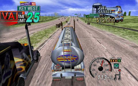 Recreativas de carreras: 18 Wheeler. American Pro Trucker