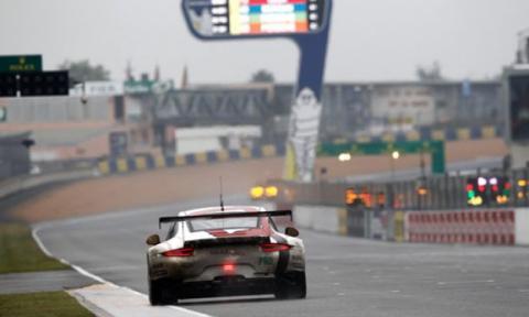 MICHELIN y Porsche te 'meten' en las 24 horas de Le Mans