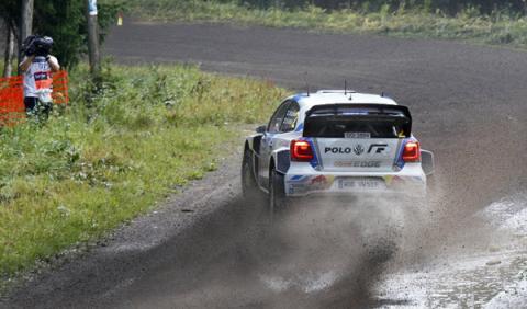 Rally de Finlandia 2014: victoria para Latvala