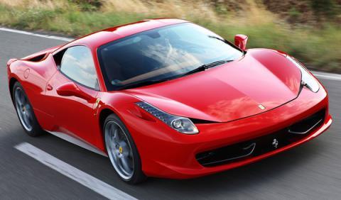 A la venta una réplica de Ferrari 458 Italia