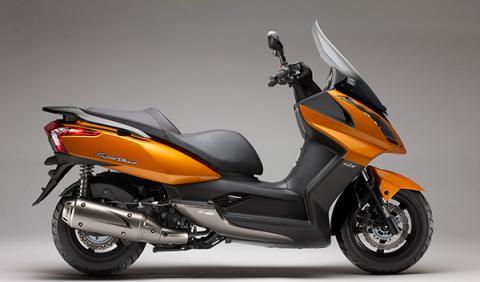 Kymco Super Dink 125, la moto más vendida en España
