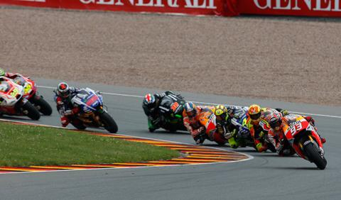 Moto GP Indianápolis 2014: 'Gentleman, start your engines'