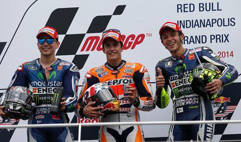 MotoGP GP República Checa 2014