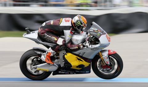 Moto2 GP República checa 2014