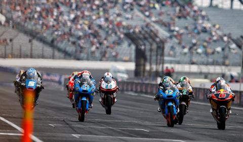 Moto3 GP República Checa 2014