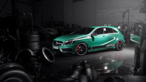 Mercedes A 45 AMG GAD Motors