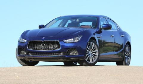 Maserati no fabricará un modelo más pequeño que el Ghibli